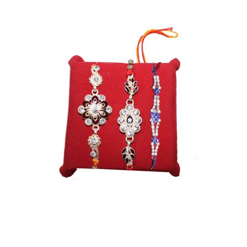 Celebrate Rakhi with great fervour this year and make your brother feel special with a gift as 'Your thought' really counts on the occasion@handicrunch