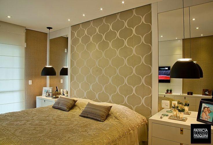 Espelho nas laterais da cama 2