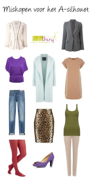 Laat deze kleding hangen, A-silhouet. Voor de tips lees dit blog. #miskopen #BadBuys #Asilhouet