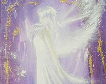 Limited angel art photo believe in your dreams  by HenriettesART