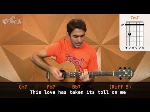 """Video aula completa de violão com o  Leo Eymard do CifraClub com a música """"This Love"""" – Maroon 5."""
