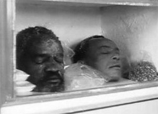 """Brigadier General Sulaiman Hussein, the former Chief of the General Staff of the Army, was shot and killed by guns. Hussain's head was transported back to Kampala's luxurious palace, Amin put it in a freezer, often from the appreciation of some, with the dead enemy """"on a dialogue."""""""