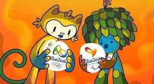 Resultat d'imatges de MASCOTA  olimpiadas RIO DE JANEIRO 2016