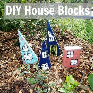 BLOCKS 5 house blocks