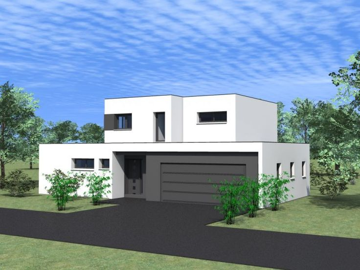 1000 Ideas About Garage Toit Plat On Pinterest Flat Roof Portillon Aluminium And