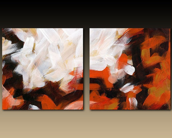 Large giclee on canvas with gallery wrap 24x48 by FinnellFineArt, $225.00