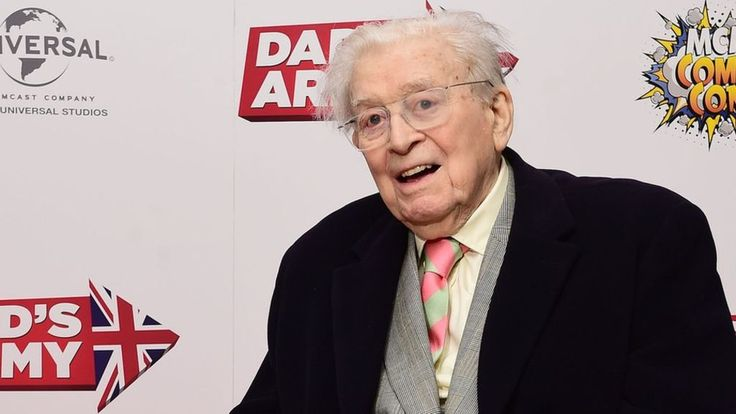 Jimmy Perry dies: 'Amazing' Dad's Army creator remembered - BBC News - http://a1viral.com/index.php/2016/10/24/jimmy-perry-dies-amazing-dads-army-creator-remembered-bbc-news/