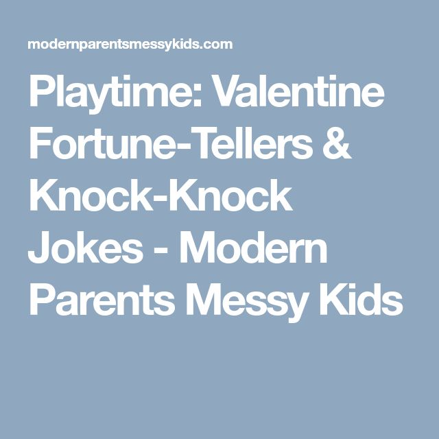 playtime valentine fortune tellers knock knock jokes valentine knock knock jokes