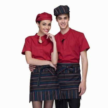 uniformes para lanchonetes e restaurantes elegantes - Pesquisa Google