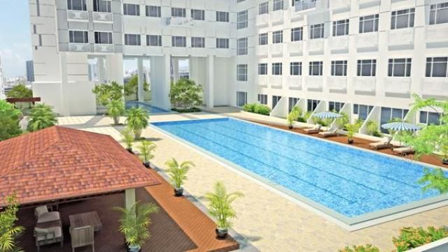 Berkeley Residences - Swimming Pool #condoForSale #realEstate #manilacondo www.mymanilacondo.com/