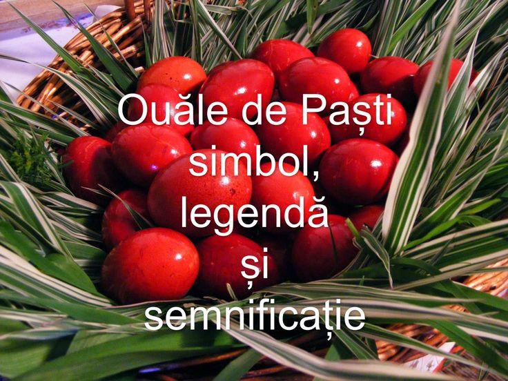 oua de Pasti