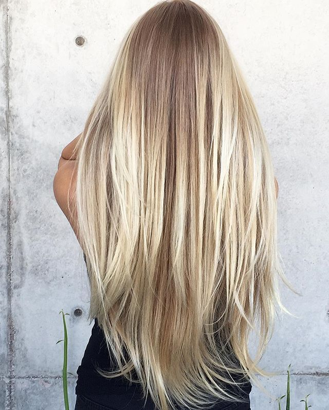 Olaplex came a year too late for me: otherwise I'd had this safe, long blonde