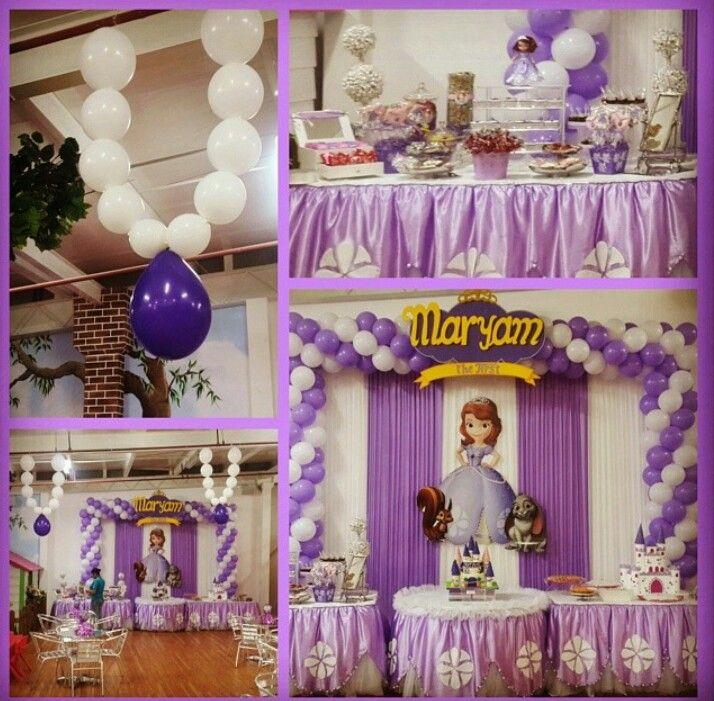 19 best images about decoracion fiestas on pinterest for Decoracion de princesas