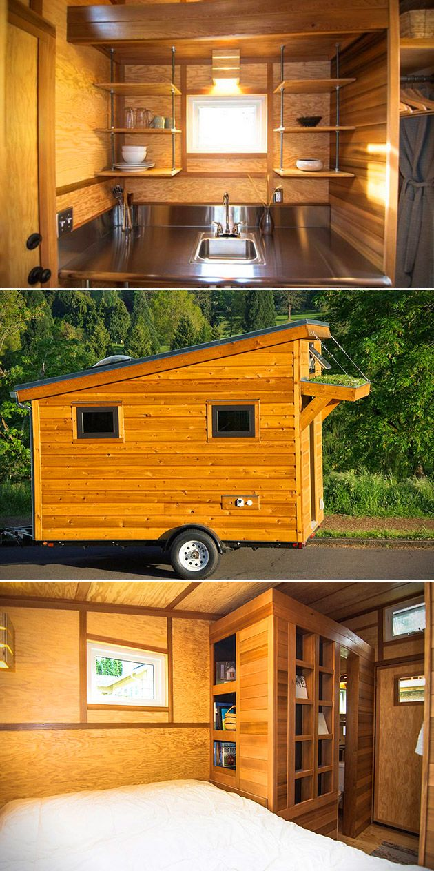Tiny Home 96 Square Feet