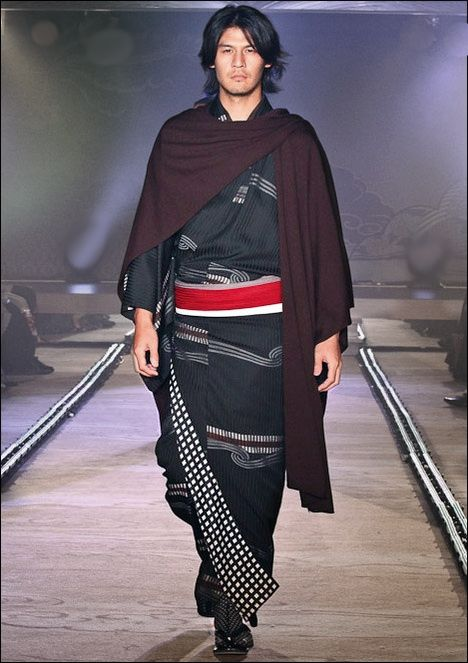 Jotaro Saito Designed Kimono couture