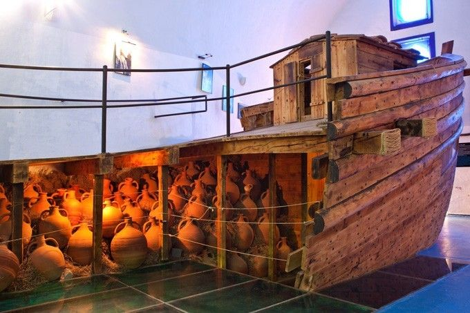 museum of underwater archaeology bodrum uluburun - Google Search