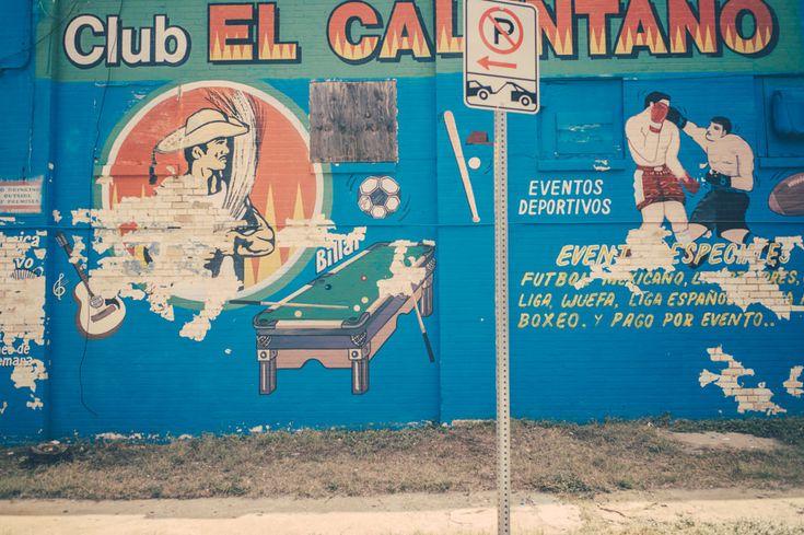 Street art, Austin, Texas                                                                                                                                                                                 Plus