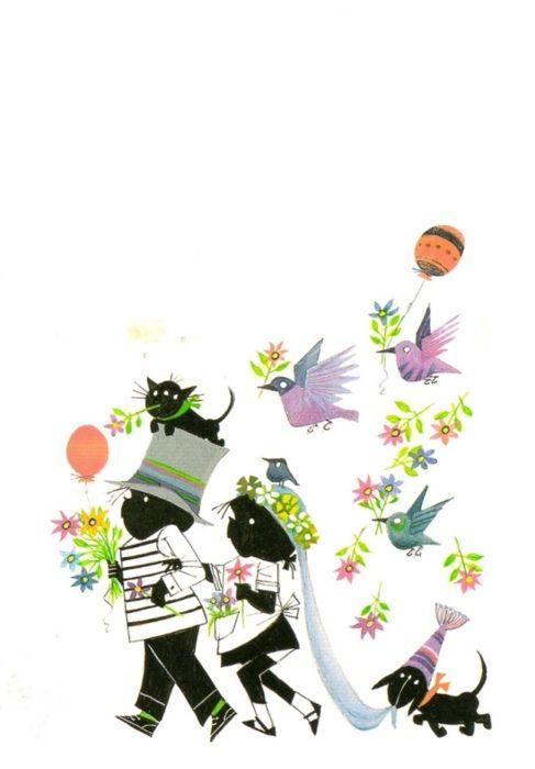 Jip en Janneke illustratie - Fiep Westendorp