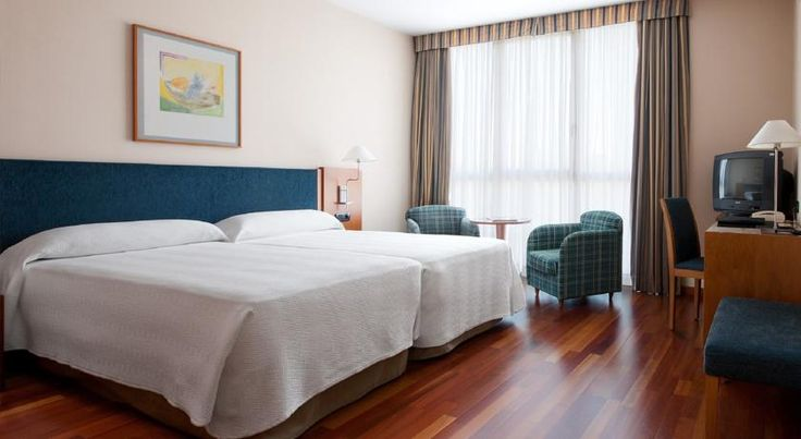 NH Cornellà Cornellà de Llobregat This hotel in Cornellà has a garden and outdoor pool. A bus to El Prat Airport stops outside and it is 20 minutes to Barcelona city centre on the Metro.  The NH Cornellà is 500 metres from the Cornellà trade fair centre, La Fira de Cornellà.