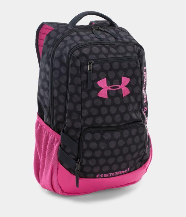 Ua Storm Hustle Ii Backpack Under Armour Us Pinterest Backpacks And