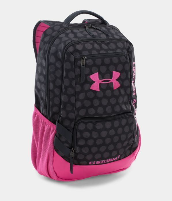 UA Storm Hustle II Backpack | Under Armour US