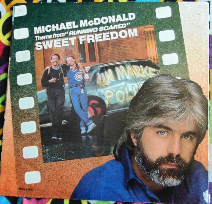 MICHAEL McDONALD......SWEET FREEDOM & THE FREEDOM EIGHTS...NICE...CAN HEAR #CLASSICROCKPOPEASYLISTENINGROCKNROLLPOPVOCALSBritishInvasion