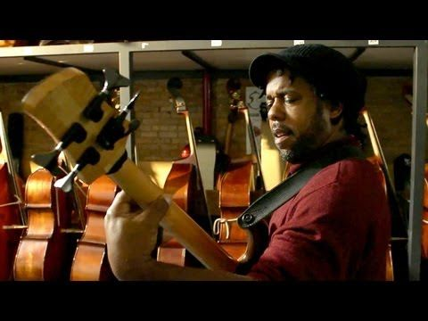 Music is a powerful communication tool--it causes us to laugh, cry, think and question. Bassist and five-time Grammy winner, Victor Wooten, asks us to approach music the same way we learn verbal language--by embracing mistakes and playing as often as possible.