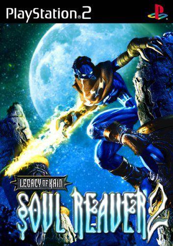 Legacy of Kain - Soul Reaver 2. Playstation PLEASE BRING RAZIEL BACK!