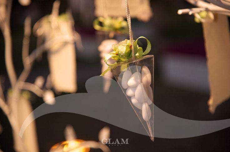 Matrimoni - Albero segnaposti - confetti