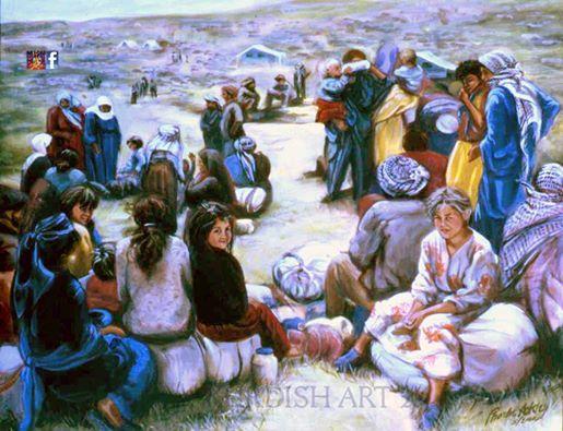History repeats the events in Kurdistan.