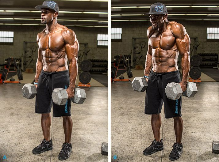 how to make your chest and shoulders bigger