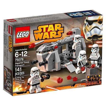 LEGO® Star Wars™ Imperial Troop Transport 75078 : Target