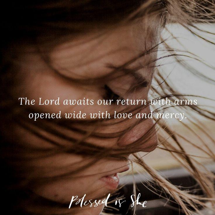 Who Am I?   Women's Daily Devotion   Christian   Catholic   Mercy   Forgiveness