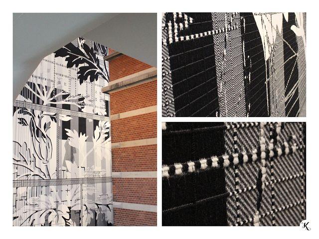 Knihařka - Stedelijk museum - tapestry