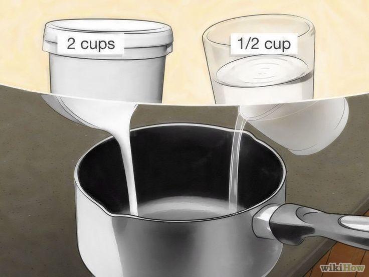 Imagem intitulada Make Homemade Polymer Clay Substitute Step 13