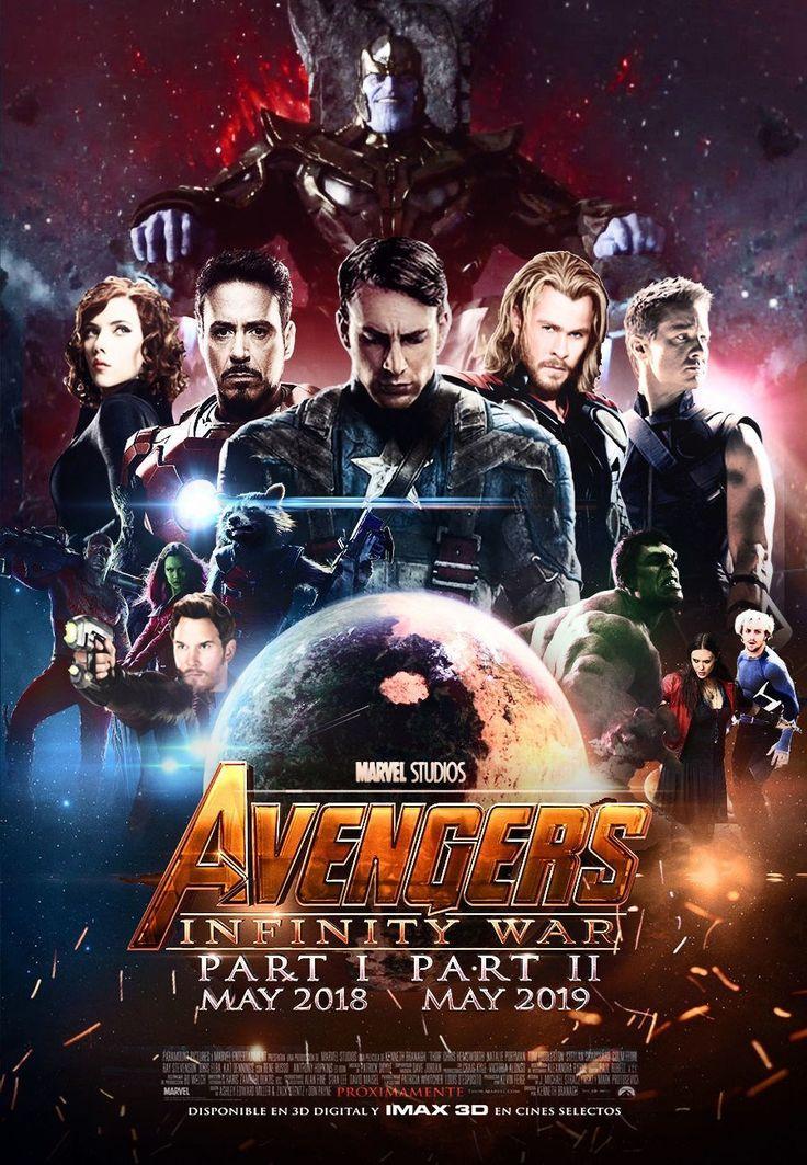 Infinity War Avengers Full Movie