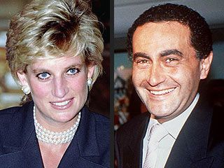 mohammed al fayed family photos | Dodi's Dad: 'I Accept' the Diana Inquest Verdict