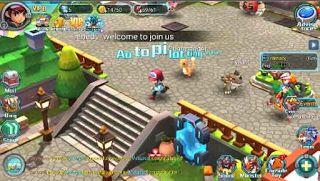 Game of Monster : Legendary / Pokeland Legends Game RPG Versi Baru Dari Permainan Pokemon 3DS Untuk Hp Android Dan Iphonecara ngeblog di http://www.nbcdns.com