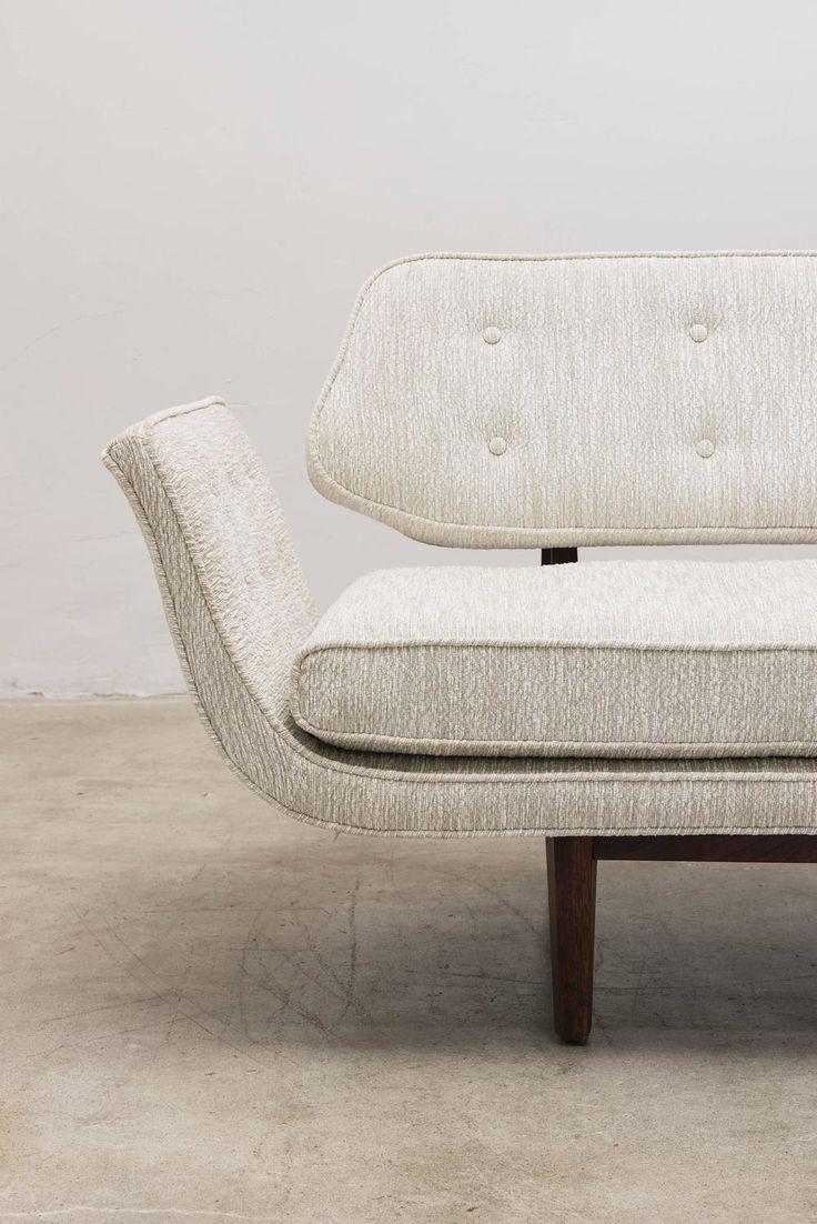 """La Gondola"" Sofa by Edward Wormley for Dunbar, circa 1957 For Sale at 1stdibs"