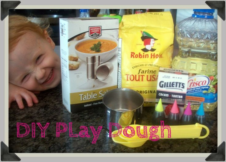This is the best recipe for homemade Play Dough that I've come across yet. You've got to try it!
