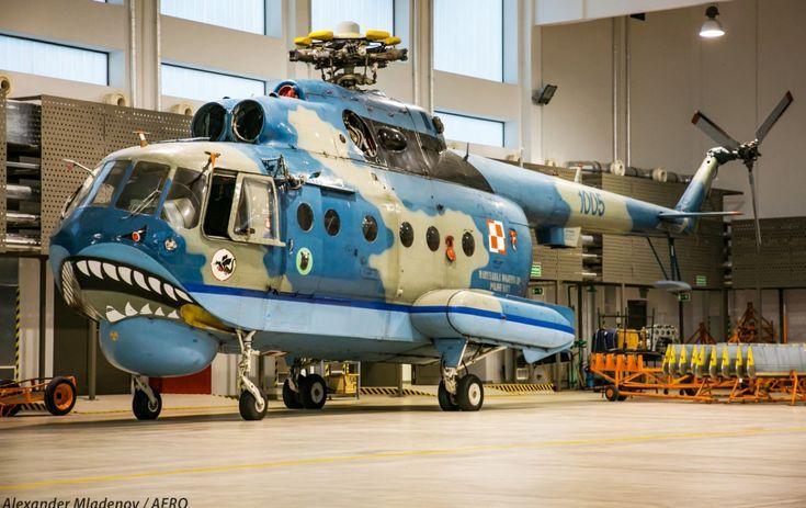 Lengyel Mi-14-es helikopterek jelen helyzete és jövője - JETfly