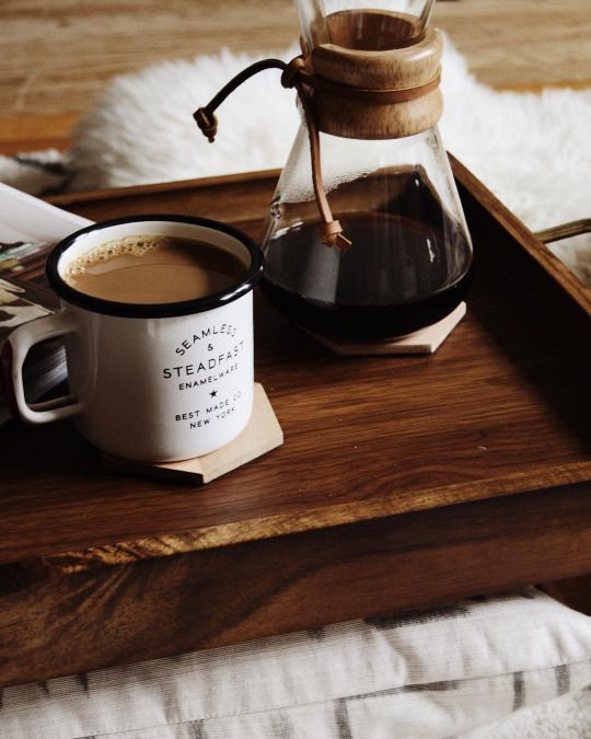 ❧ Coffee time ❧