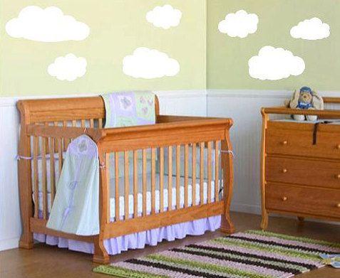 12 soffici nuvole per bambini bambino di itswrittenwithvinyl