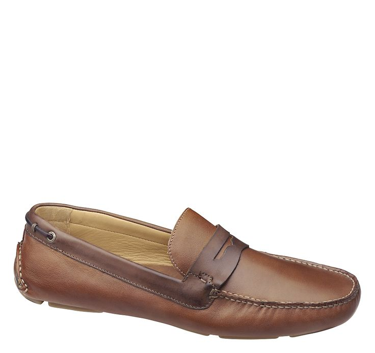 Mckinnon Penny In Tan Dark Brown Leather Extra Soft