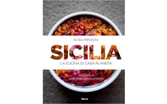 Sicilia. Cucina casa Planeta