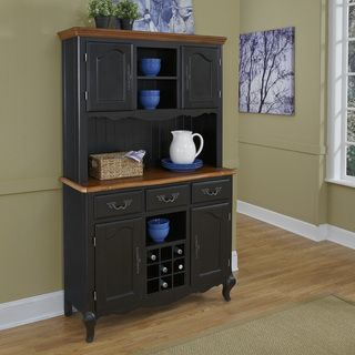 The French Countryside Buffet and Hutch | Overstock.com Shopping - Big Discounts on Buffets