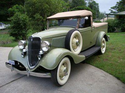 1933 Ford Roadster Ute from Australia