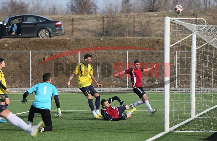 Victorie pentru FC Chitila cu 4-0 în semifinala cu Metaloglobus