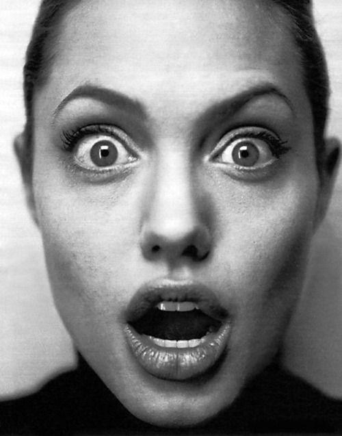 Jolie surprise