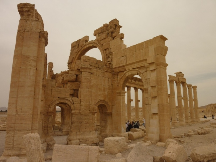 Temple of Bel, Palmyra Syria - Public Domain Photos, Free Images for Commercial Use